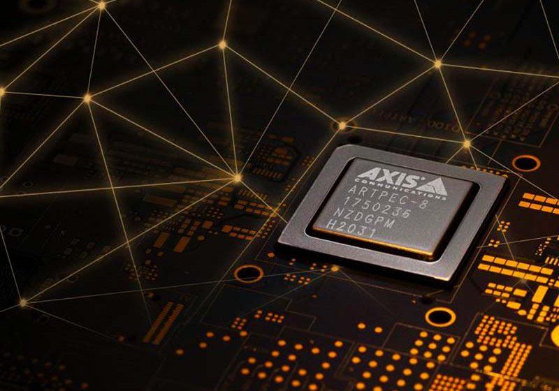 Axis Communications lanza la octava generación de su chip ARTPEC