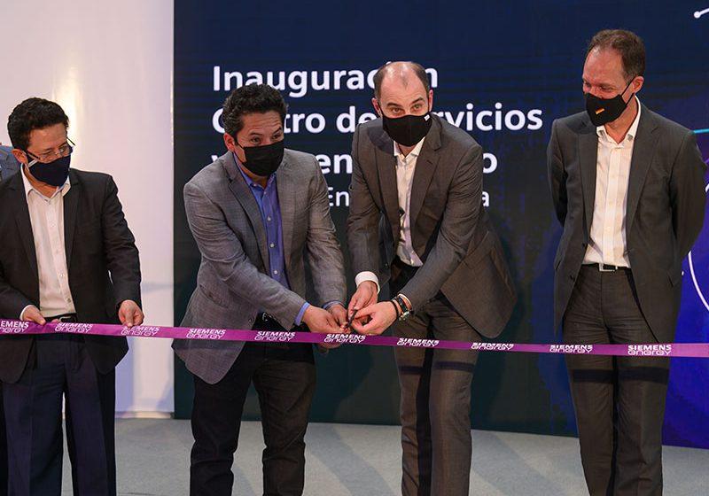 Siemens Energy Inaugura Centro de Servicio y entrenamiento para Latinoamérica